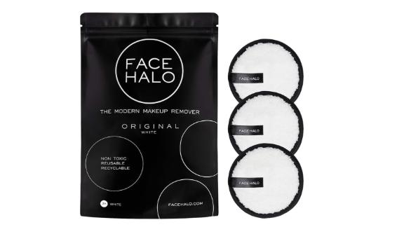Face Halo Original Makeup Remover, 3-Pack