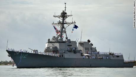 A major outbreak of Coronavirus hits the crew of a US Navy warship