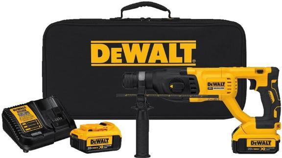 Dewalt Hammer Drill Kit