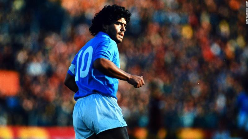 Naples mourns Maradona as his former club bids to rename the stadium in his honor
