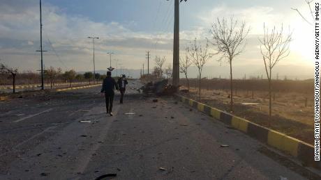 Mohsen Fakhrizadeh ถูกสังหารในขณะที่รถของเขากำลังเดินทางไปทางตะวันออกของกรุงเตหะราน