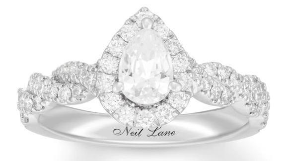 Neil Lane Diamond Engagement Ring