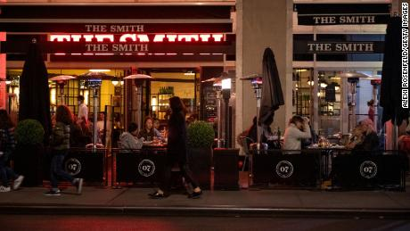 States are imposing curfews on bars and restaurants as the Covid-19 business soars