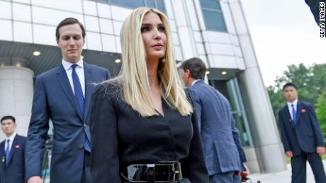 The new combative Ivanka Trump raised questions about her future