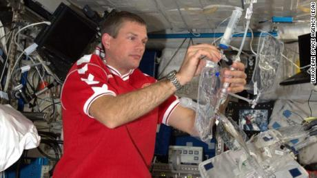 A filter made for astronaut urine could soon be providing drinking water on Earth