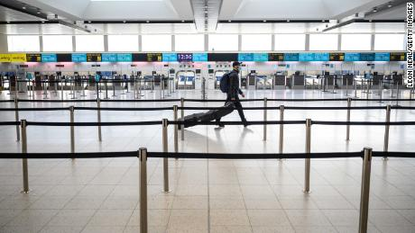 UK travelers could be banned from EU after January 1 under Covid rules