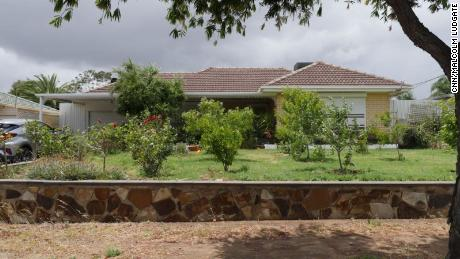 Marhaba Yakub Salay's parents' home in Adelaide.