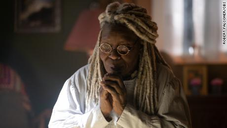 Whoopi Goldberg as Mother Abagail in 'The Stand' (Robert Falconer/CBS)