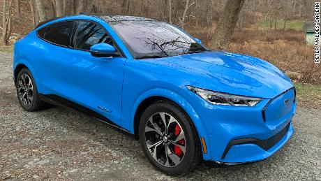 Ford's Mustang Mach-E electric SUV is awesome, but Tesla still has one big advantage