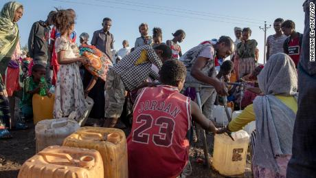 The world's most vulnerable face conflict, Covid-19 and climate change in 2021, report says