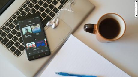Spotify got a big boost this year from an unexpected audience