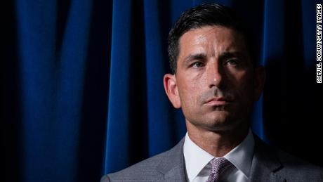 Acting Homeland Security Secretary Chad Wolf resigns;  FEMA Administrator Pete Gaynor Takes Over
