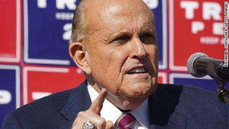 Who is in the Giuliani-Ukraine search warrant?