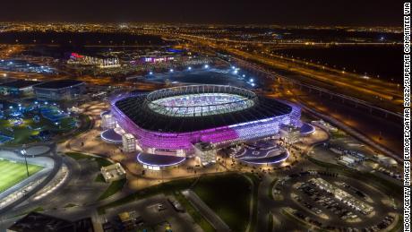 Qatar inaugurates the fourth FIFA World Cup 2022 venue, Ahmad Bin Ali Stadium, on December 18.