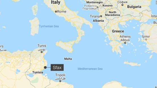 Deaths of migrants from the Mediterranean: at least 20 migrants killed in shipwrecks off the coast of Tunisia