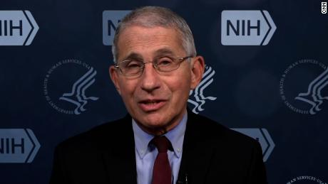 Fauci says US can return to normal by fall if it puts aside slow start and is diligent about vaccinations