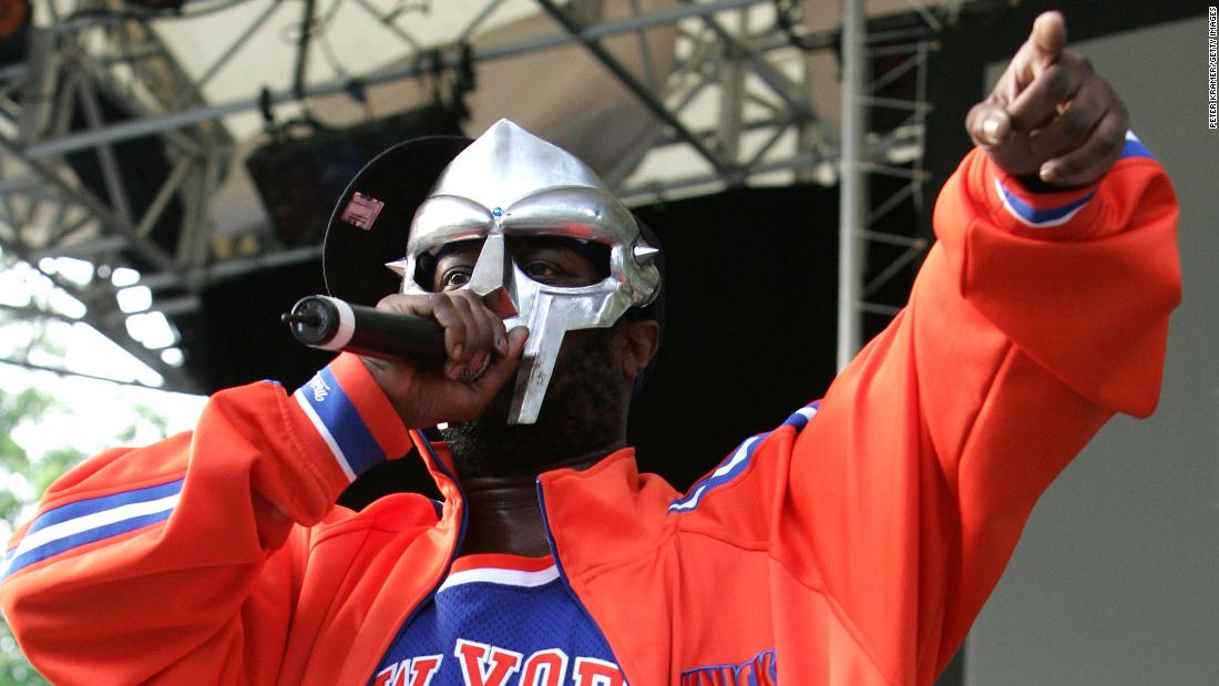 Influential rapper Daniel Dumile aka MF DOOM dead at 49, family confirms
