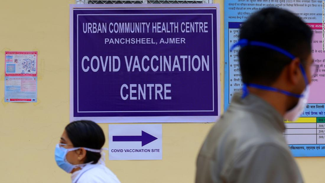 India Covid-19 vaccine rollout after emergency use approval is one of the  world's most ambitious immunization programs - CNN