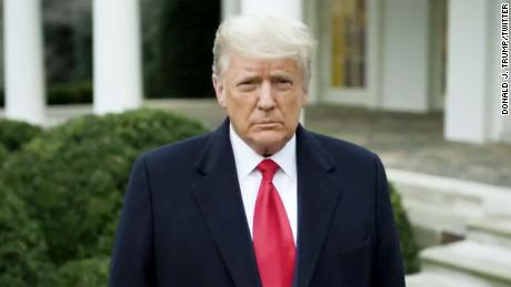 Trump's presidency ends with American carnage