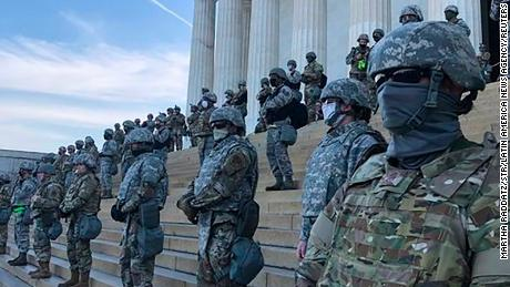 Rioters breached US Capitol security on Wednesday. This was the police response when it was Black protesters on DC streets last year
