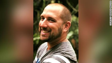 Andrew Appold has applied for hundreds of jobs across the country since he was laid off in April.