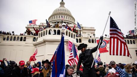 Decoding extremist symbols and groups in Capitol Hill's rebellion