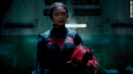 """Batwoman."" in Javisia Leslie"
