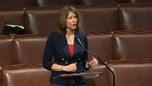 Rep. Bustos: 'All you want in that moment is to live'