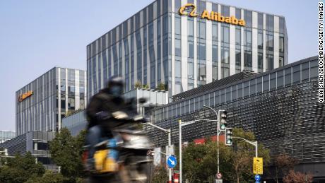 Alibaba & # 39;  Existing Crisis & # 39;