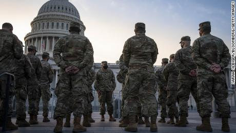 Clarifying the scope of the Capitol attack is becoming clearer as Washington locks in for the inauguration of Biden