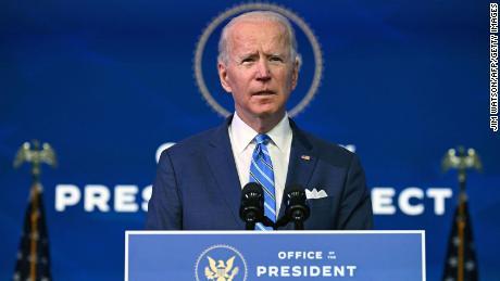 Biden's ambitious 100-day plan to erase Trump's legacy