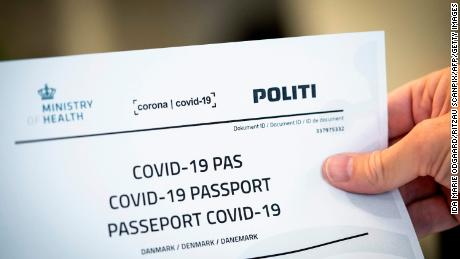 Cowid-19 vaccine passport issuance case