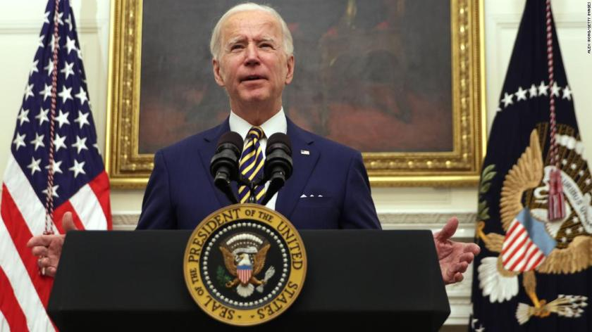 Biden will sign executive order aimed at strengthening American manufacturing