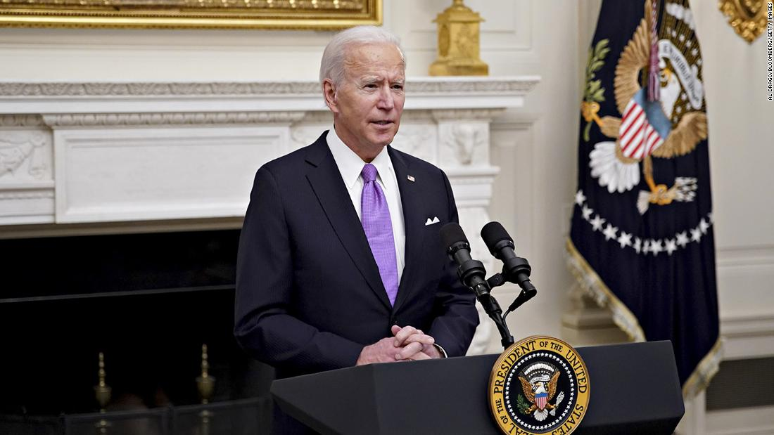 Biden's authority is on the line already in first full week of presidency