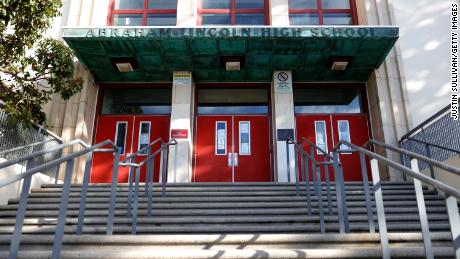 San Francisco Unified School District Board halts plan to rename 44 of its schools to focus on reopening