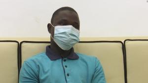 Omar Farouq: teenager arrested 10 years ago for blasphemy in Nigeria demonstrates