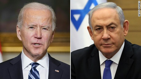 Waiting for a call from Netanyahu's Biden questions American priorities