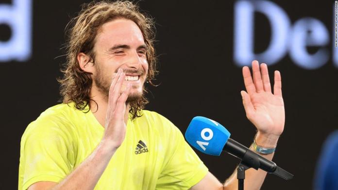 The awkward art of the on-court tennis interview