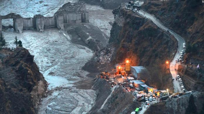 Village at center of India glacier collapse warned of impending disaster for decades. No one listened