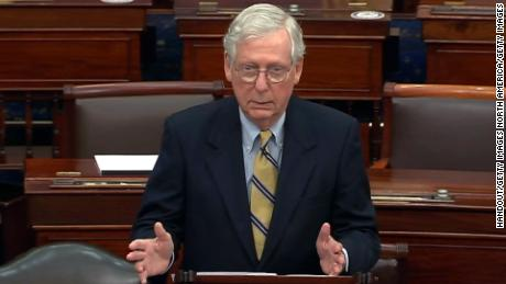 McConnell quietly in the Senate primary court;  Who can win & # 39;  Regardless of trump relations