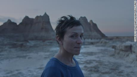 Francis MacDormand & quot;  Itinerant & quot;  Won the Academy Award for Best Actress for her role in.