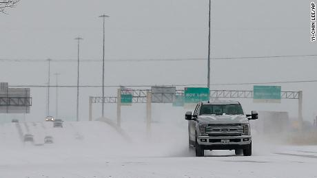 Cities and states begin delaying Covid-19 vaccine distribution because of winter storms