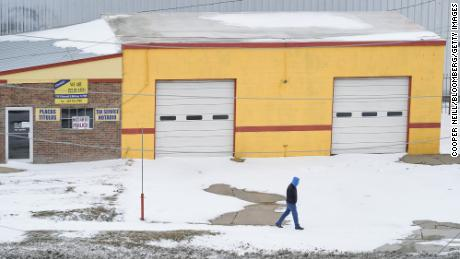 Winter storm continues to hammer businesses