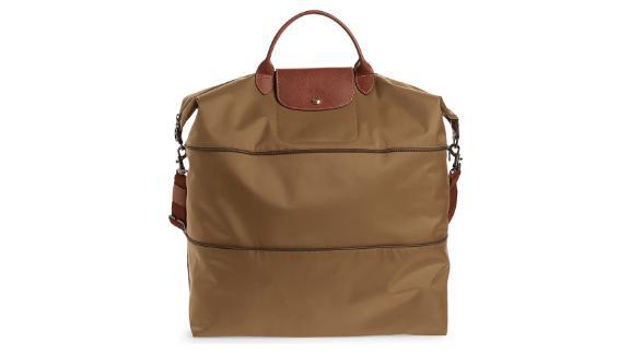 Longchanp Le Pliage 21-Inch Expandable Travel Bag