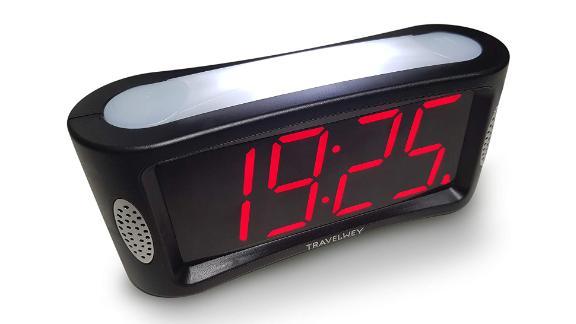 Travelwey Home LED Digital Alarm Clock