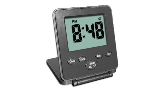Travelwey Digital Travel Alarm Clock