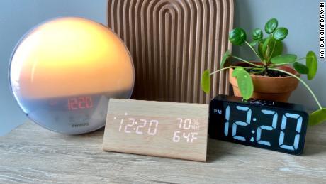 Best alarm clocks of 2021 (CNN Underscore)
