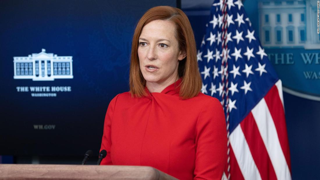 Psaki: 'More effective ways' to hold Saudi Arabia to account for Khashoggi's assassination than to take control of crown prince