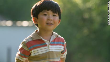 Alan S. Kim as David Yee, a first-generation Korean American & minus;  & quot;