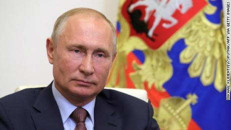 Russian President Vladimir Putin has yet to receive the vaccine.